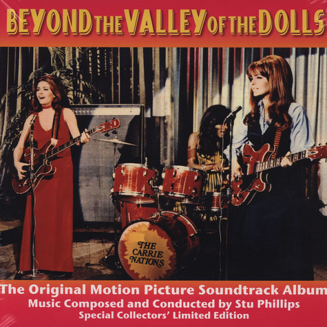 Stu Phillips - OST - Beyond The Valley Of The Dolls