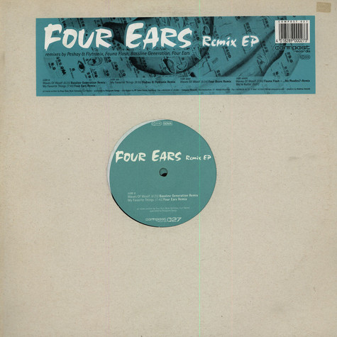 Four Ears - Remix EP
