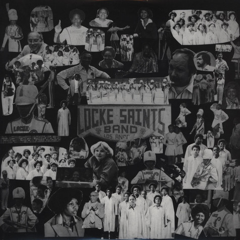 Locke Saints Band - 1978-1979
