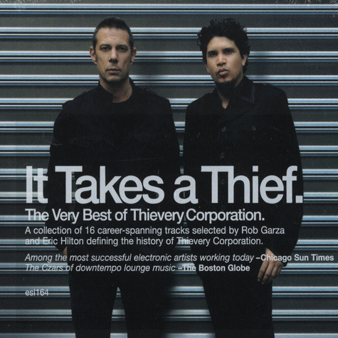 Thievery Corporation - It Takes A Thief - Very Best of Thievery Corporation