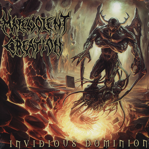 Malevolent Creation - Invidious Dominion (Ltd. Ed. + Bonustracks)