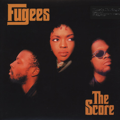 Fugees The Score Vinyl 2lp 1996 Eu Reissue Hhv