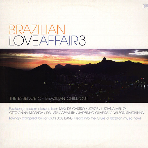 Brazilian Love Affair - Volume 3