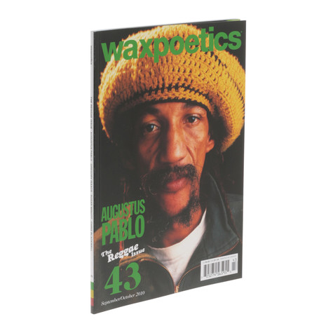 Waxpoetics - Issue 43