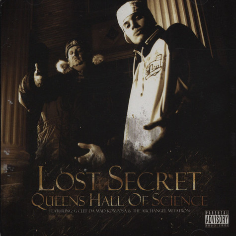 Lost Secret - Queens Hall of Science