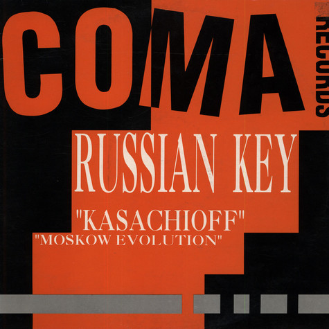 Russian Key - Kasachioff