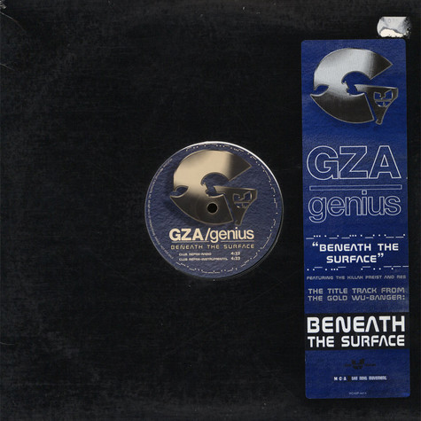 GZA / The Genius - Beneath The Surface