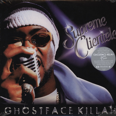 4d7fc4e7 Ghostface Killah - Supreme Clientele - Vinyl 2LP - 2000 - US - Reissue | HHV