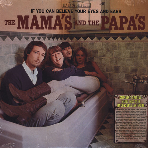 Mamas & The Papas, The - If You Can Believe Your Eyes & Ears