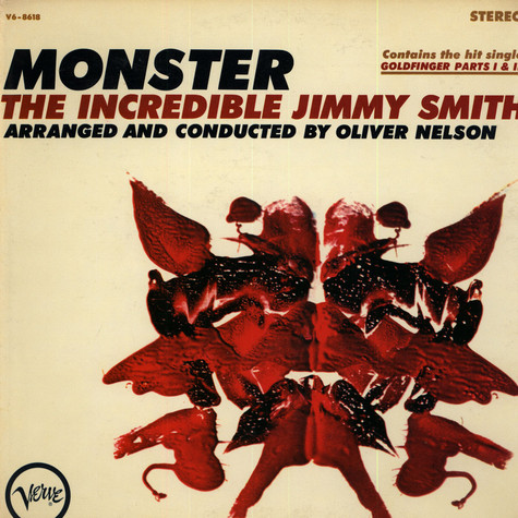 Incredible Jimmy Smith, The - Monster
