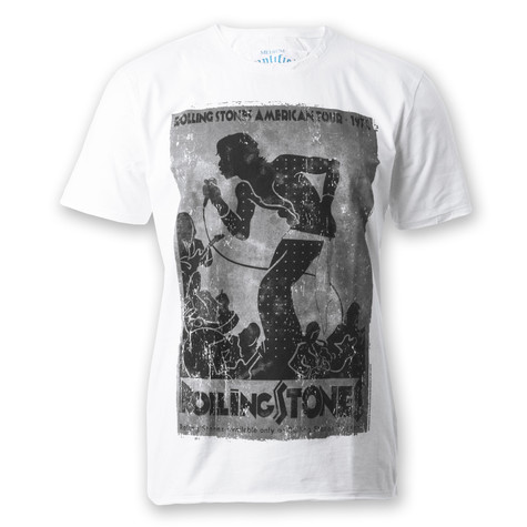 Rolling Stones, The - Poster T-Shirt