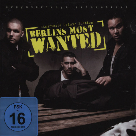 Berlins Most Wanted - Berlins Most Wanted Limited Edition