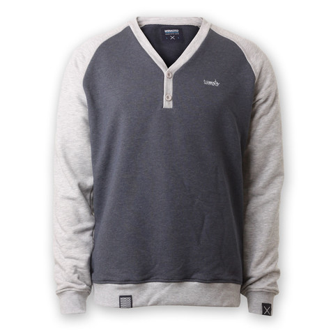 Wemoto - Rebel Henley Sweater