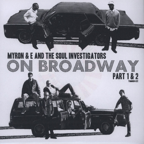 Myron & E with The Soul Investigators - On Broadway Part 1&2