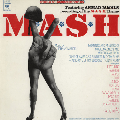 V.A. - OST M.A.S.H.