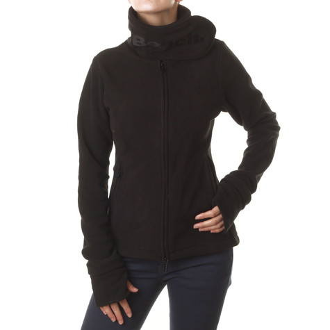 Bench - Funnel Neck Women Fleece Jacket