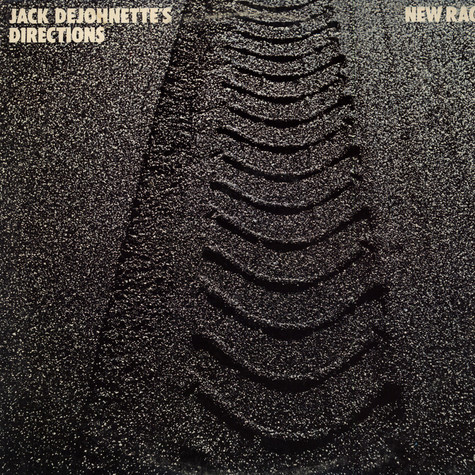 Jack DeJohnette's Directions - New Rags