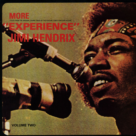 Jimi Hendrix - More Experience (Volume Two)