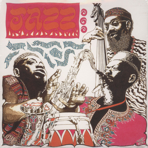 V.A. - Jazz: A Collection of Progressive And Independent Spiritual Jazz 45s, 1968-75