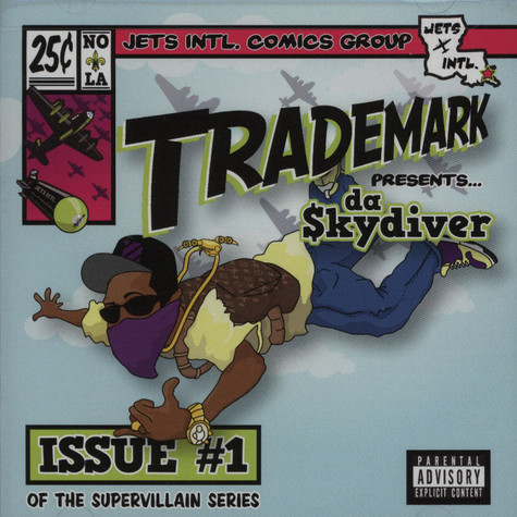 Trademark - Presents: Da Skydiver Issue 1