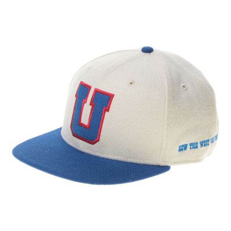 Undefeated - U Snapback Ball Cap