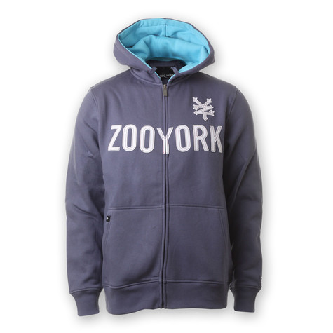 Zoo York - Straight Core Zip-Up Hoodie