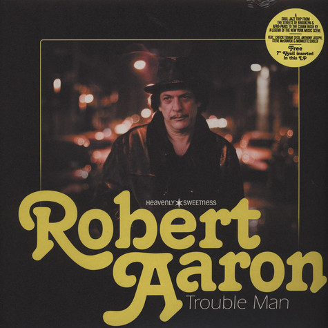 Robert Aaron - Trouble Man
