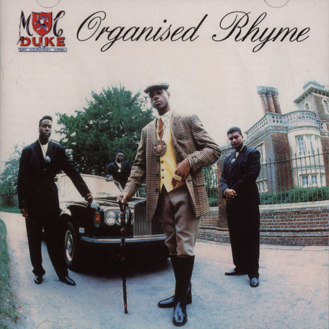 MC Duke - Organised Rhyme Expanded Edition