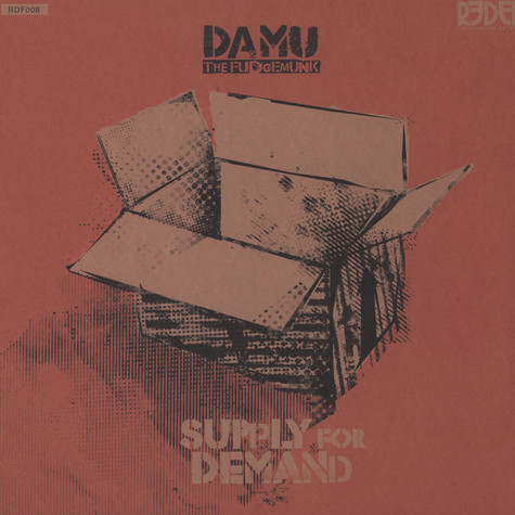 Damu The Fudgemunk - Supply For Demand Limited Edition Bundle