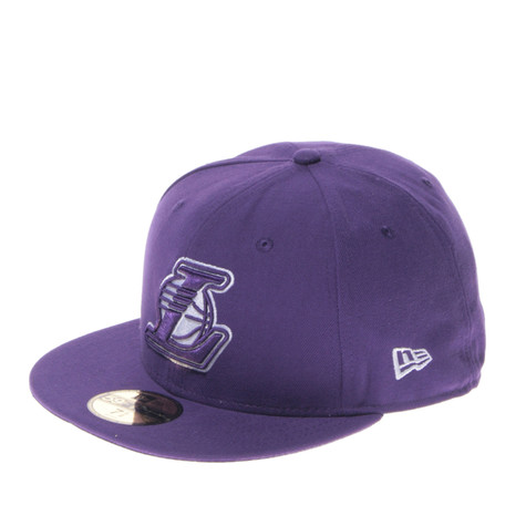 New Era - Los Angeles Lakers Leag Bas NBA Cap