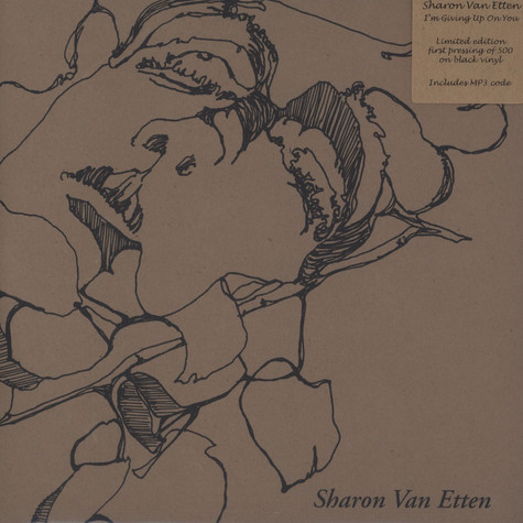 Sharon Van Etten - I'm Giving Up On You