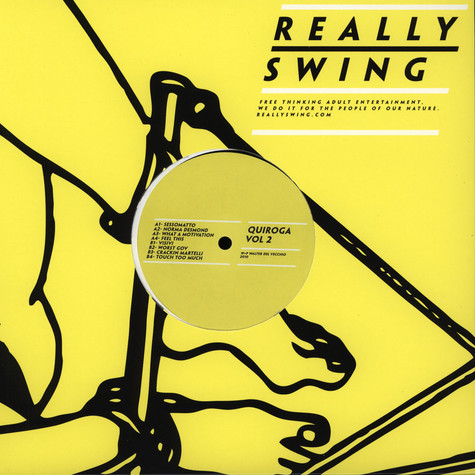 Really Swing - Quiroga Volume 2