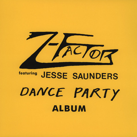 Z-Factor - Dance Party Album