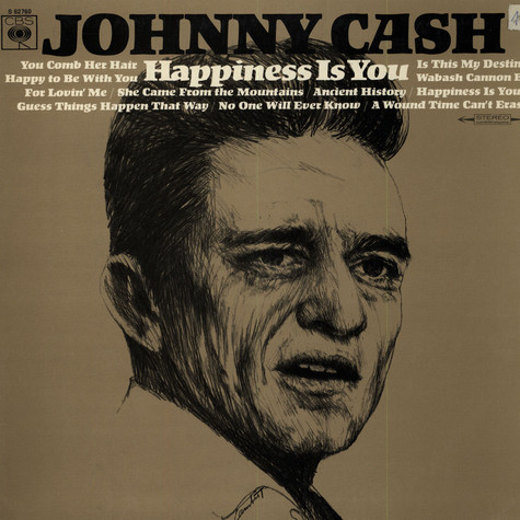 Johnny Cash - Hapiness Is You