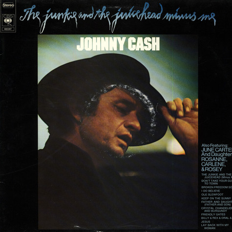 Johnny Cash - The Junkie And The Juicehead Minus Me