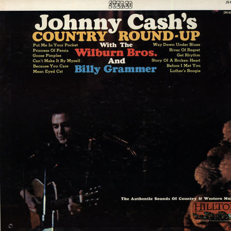 Johnny Cash - Johnny Cash Country Round-Up