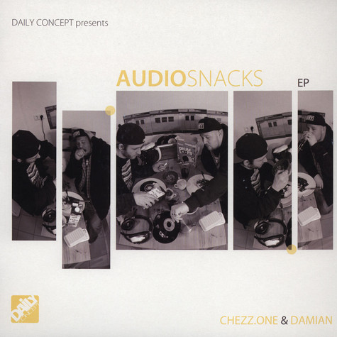 Chezz.One & Damian - Audio Snacks EP