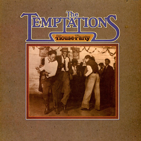 Temptations, The - House Party