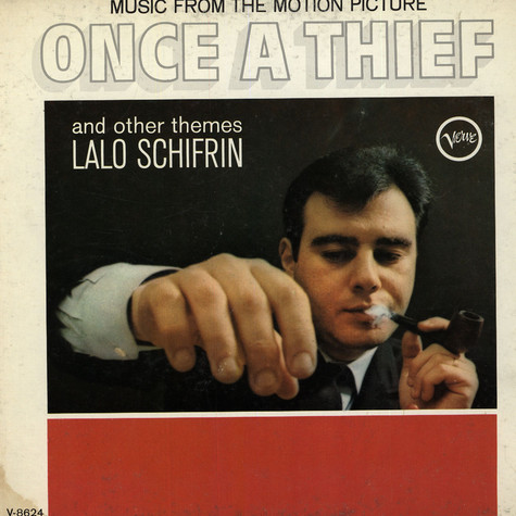 Lalo Schifrin - OST Once A Thief And Other Themes