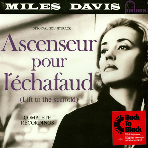 Miles Davis - OST Ascenseur Pour L'Échafaud (Lift To The Scaffold)
