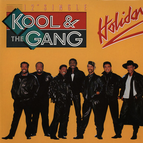 Kool & The Gang - Holiday