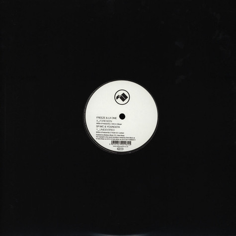 Freeze & LX One / SP:MC & Youngsta - Foreseen / Unidentified