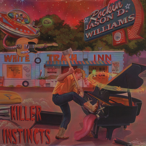 Jason D Williams - Killer Instincts