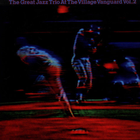 Great Jazz Trio, The - The Great Jazz Trio At The Village Vanguard Vol.2