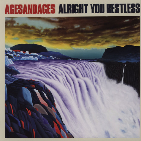 Agesandages - Alright You Restless