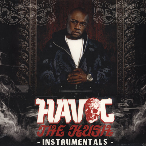 Havoc of Mobb Deep - The Kush Instrumentals