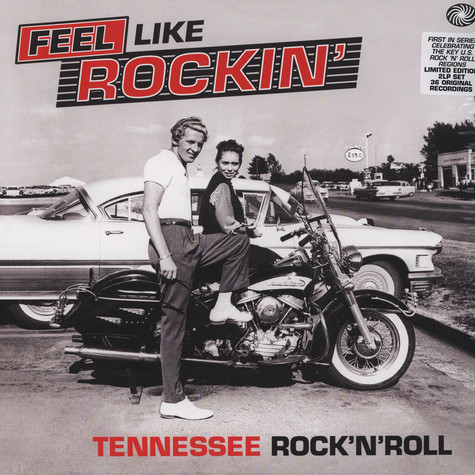 V.A. - Feel Like Rockin' Tennessee Rock'n'roll
