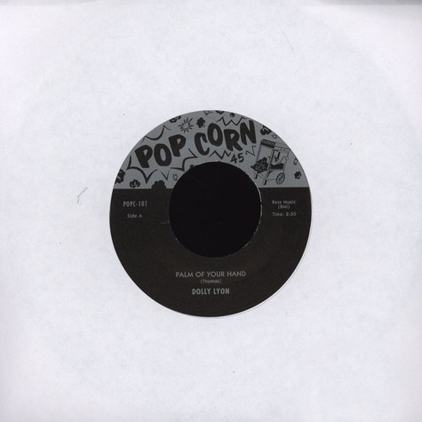 Dolly Lyons / The Page Boys - Palm Of Your Hand / Barricuda