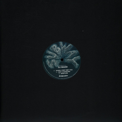 DJ Madd - When I First Met You EP