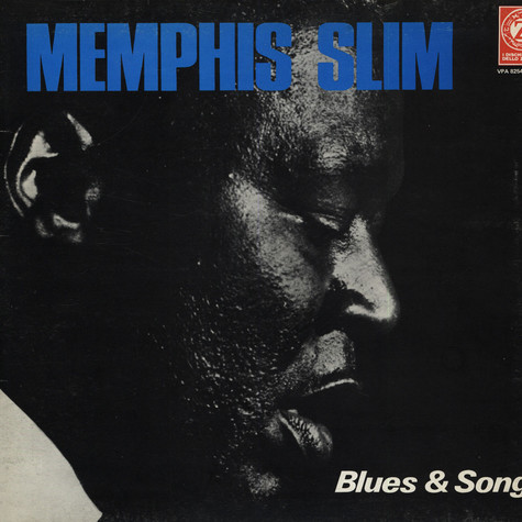 Memphis Slim - Blues & Songs
